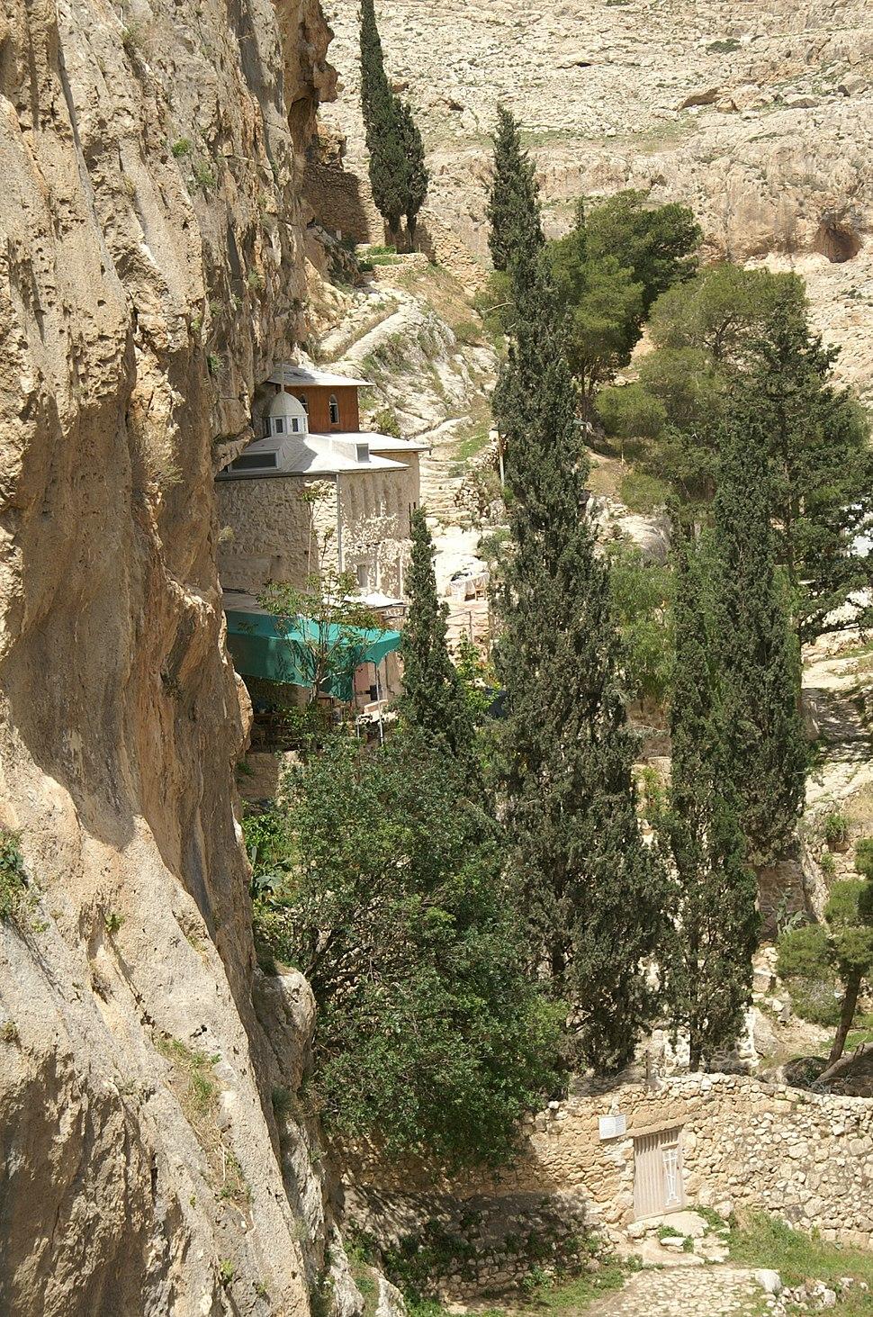 Paran Monastery