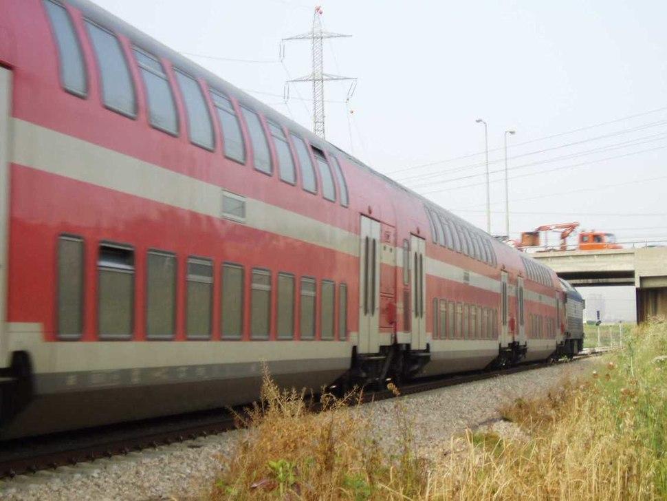 Train side