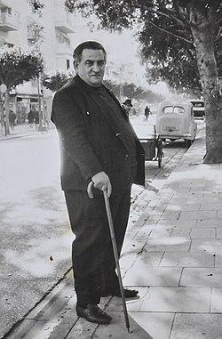חצקל איש-כסית בתל אביב, שנות ה-50