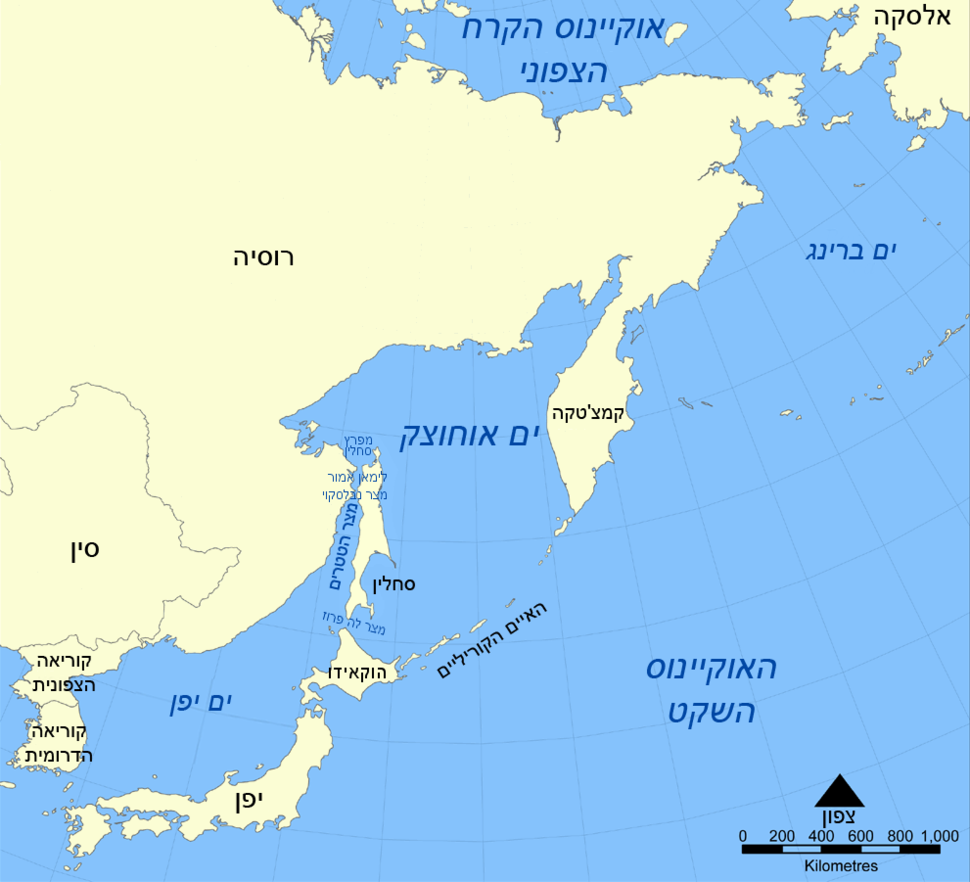 Sea of Okhotsk map he
