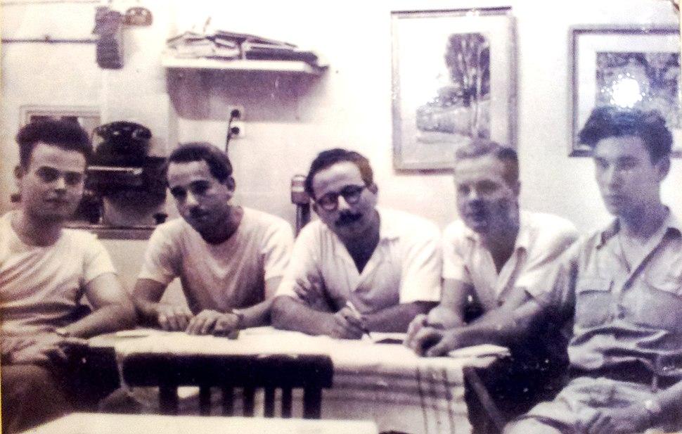 Likrat, 1953