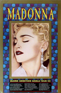 Madonna - Blond Ambition Tour (poster).png