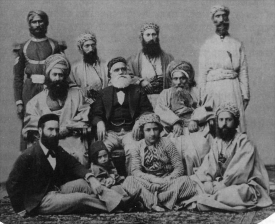 Yosef Hayyim and Babylonian rabbis