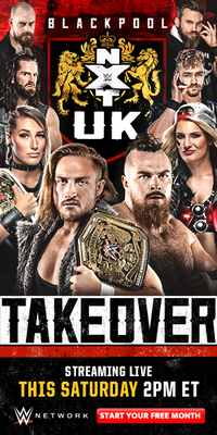 NXT UK TakeOver Blackpool Poster.png
