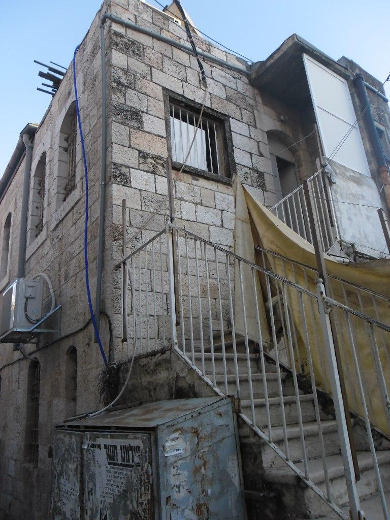בניין בבתי וורשא