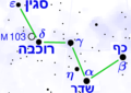 Cassiopea constellation-heb.png