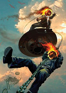 Ghost Rider Vol 6 11 Textless.jpg