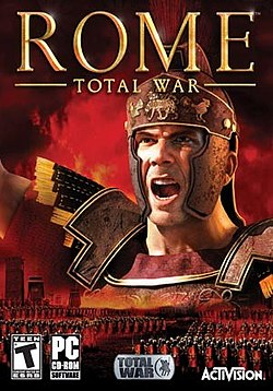 اللعبة الاستراتجية Rome Total كاملة