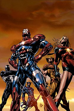 Dark Avengers Vol 1 1 2nd Print.jpg