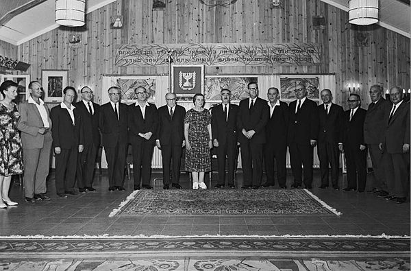 Image result for תמונה של ממשלת ישראל
