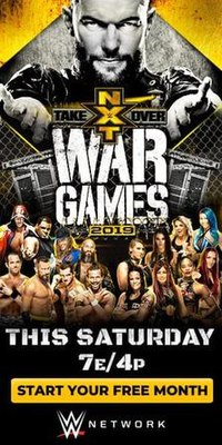 NXT TakeOver WarGames 2019 Poster.jpg