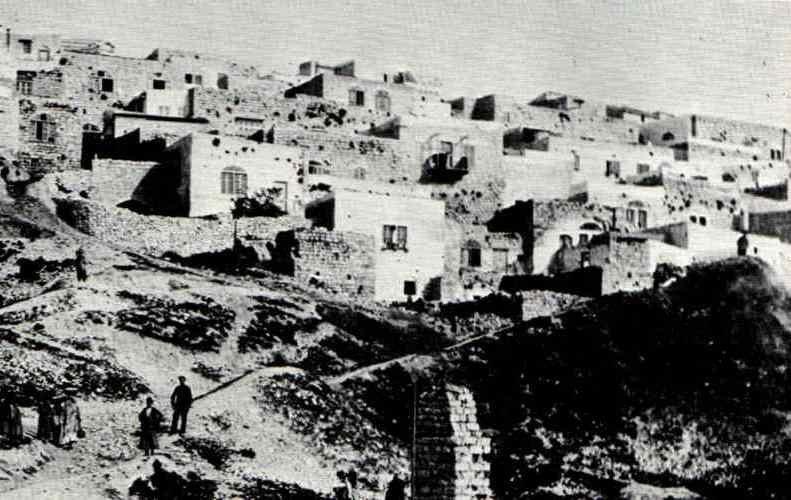 הרובע-הספרדי-צפת-1895