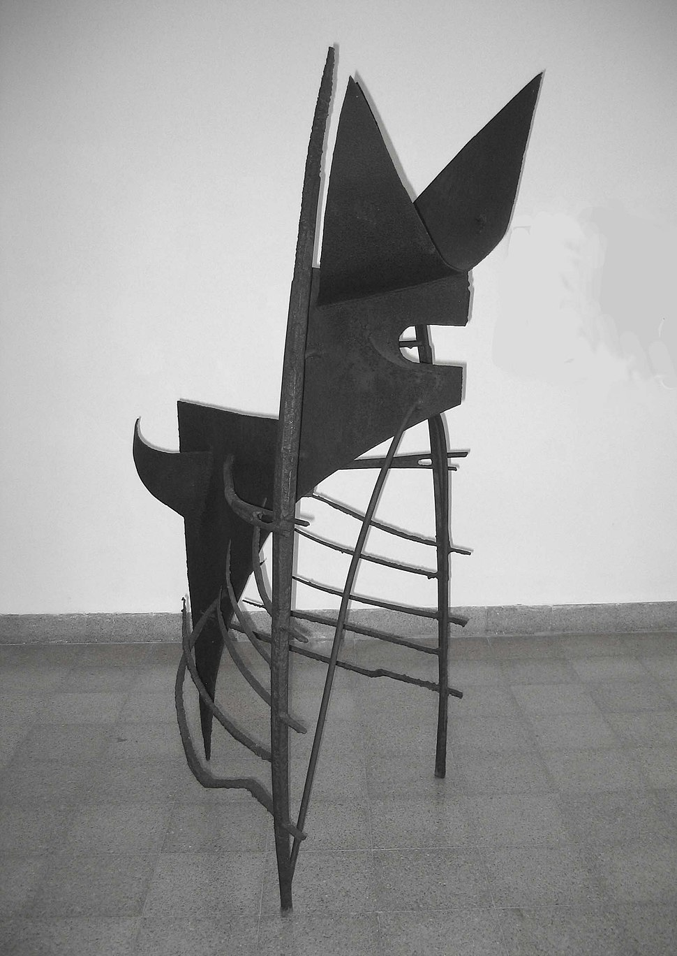 Myth 1956 by Yehiel shemi