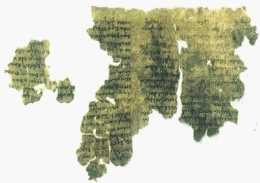 Qumran scroll01