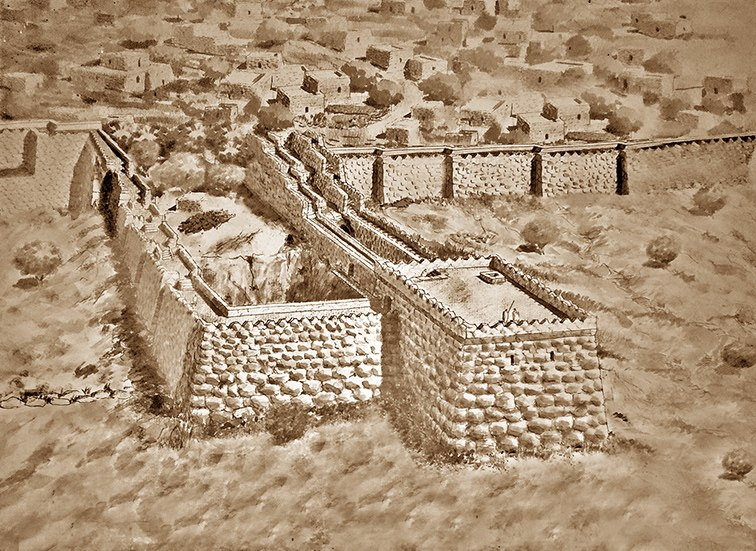 Water sistem city of david