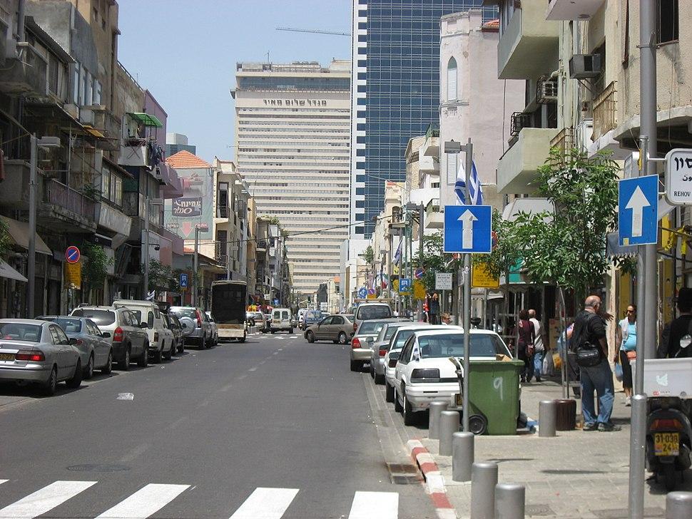 Herzl St Tel aviv