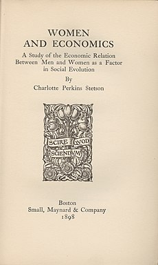 Women and Economics by Charlotte Perkins Gilman.jpg
