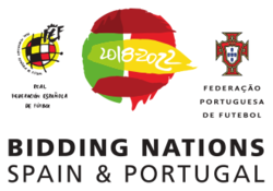 Spain and Portugal 2018-2022 FIFA World Cup bid logo.png
