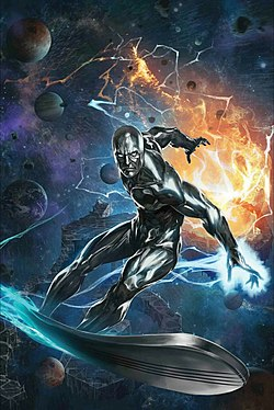 Silver Surfer The Best Defense Vol 1 1 Skan Variant Textless.jpg