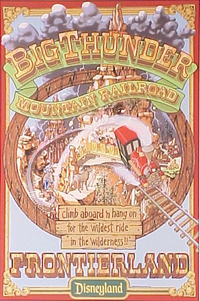 Big Thunder Mountain Railroad Poster.png