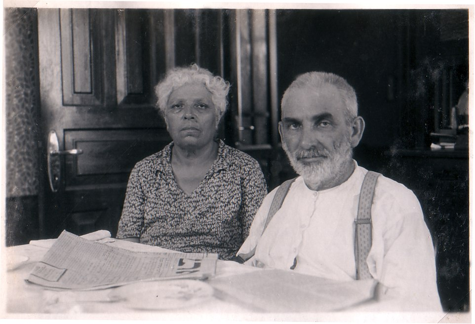 Rachel & yehezkeel 1929