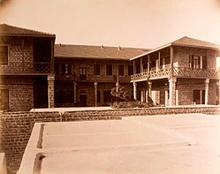 British hospital Jaffa 1870-1900 istanbul research collection.jpg