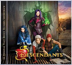 Descendants (Original TV Movie Soundtrack).jpg
