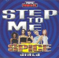 עטיפת הסינגל Step To Me