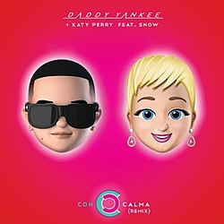 Daddy Yankee & Katy Perry Feat. Snow - Con Calma (Remix) (Official Single Cover).jpg