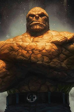 Fantastic Four Vol 6 1 The Thing Variant Textless.jpg