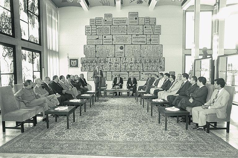 The 19 Israeli government