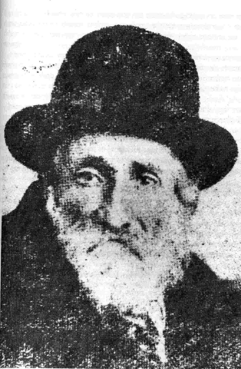 זלמן סנדר כהנא שפירא