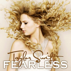 Taylor Swift - Fearless Album Cover.png