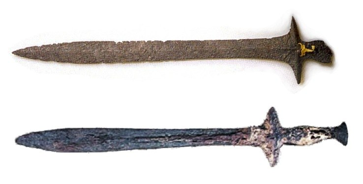 Macedon sword IVBC Thessaloniki Arch Mus