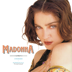 Madonna, Cherish single cover.png