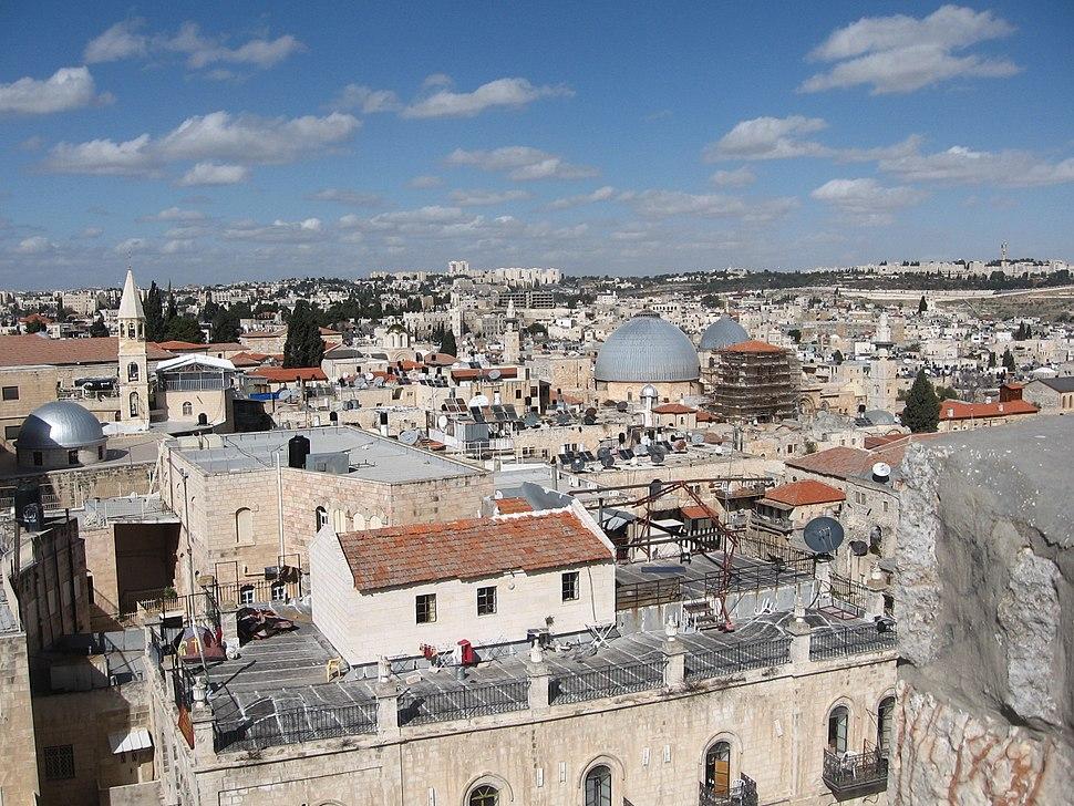 IMG העיק העתיקה בירושלים