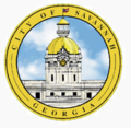 Savannah official seal.png
