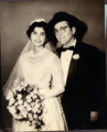 Charles and Rosa Wengrov, Wedding Picture.png