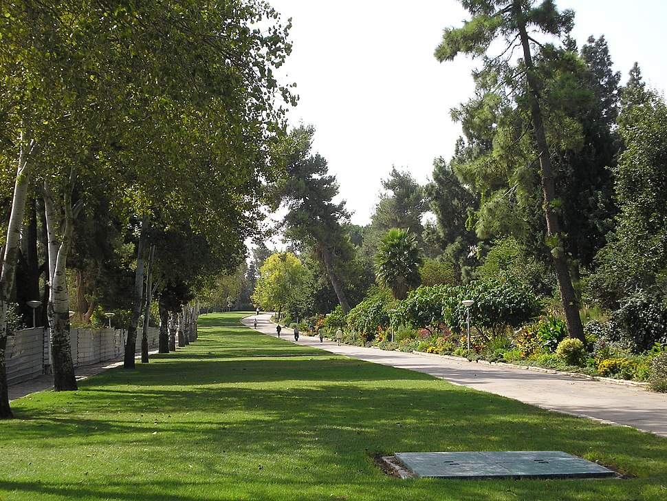 Magnes Boulevard Givat Ram 1