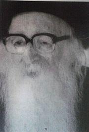 הרב דב מאיר קרויזר