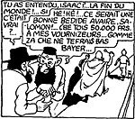 Herge cartoon - Tintin and the Jews.jpg
