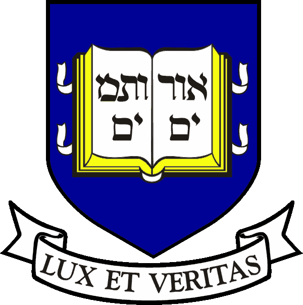 Official Yale Shield