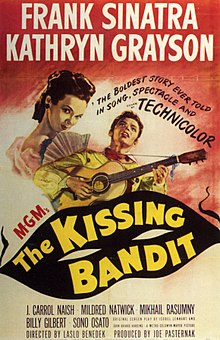 The Kissing Bandit Poster.jpg