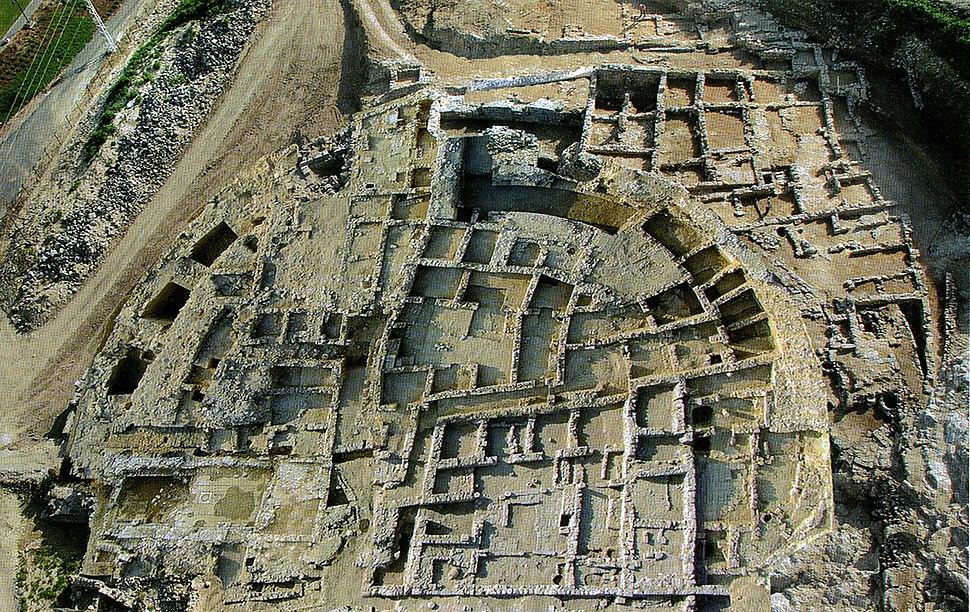 שרידי השכונה העבאסית בטבריה