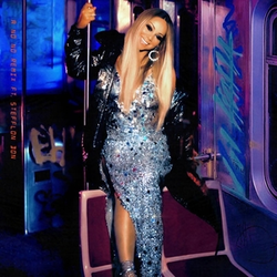 A No No Remix (featuring Stefflon Don) - Mariah Carey (Official Single Cover).png