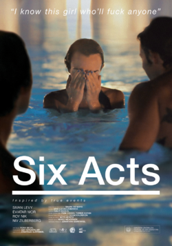 Six Acts - poster צילום- שרק דה-מאיו.png