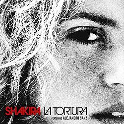 La Tortura by Shakira featuring Alejandro Sanz single cover art.jpg
