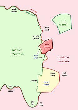 ירושלים הקו- העירוני