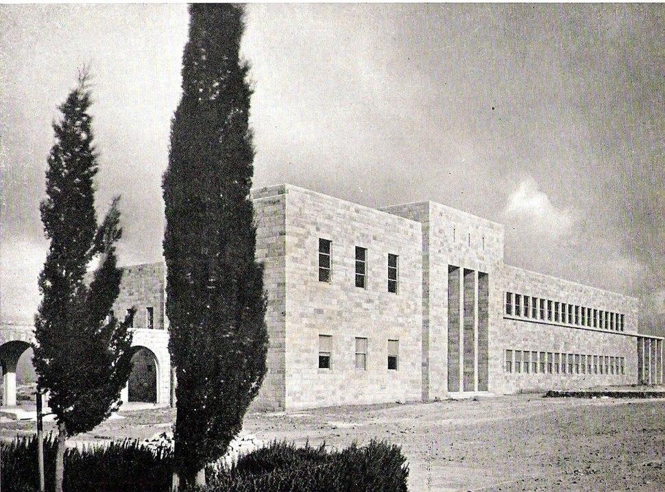 Rosenbloom Memorial Building