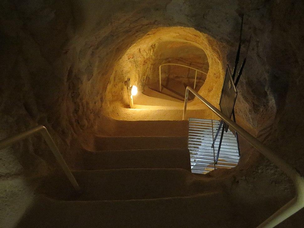 Herodum tunnels